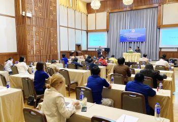 การประชุมสัมมนาเชิงปฏิบัติการและสานเสวนาฯ จังหวัดชลบุรี