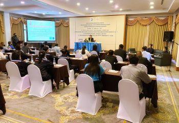 การประชุมสัมมนาเชิงปฏิบัติการและสานเสวนา จังหวัดปราจีนบุรี